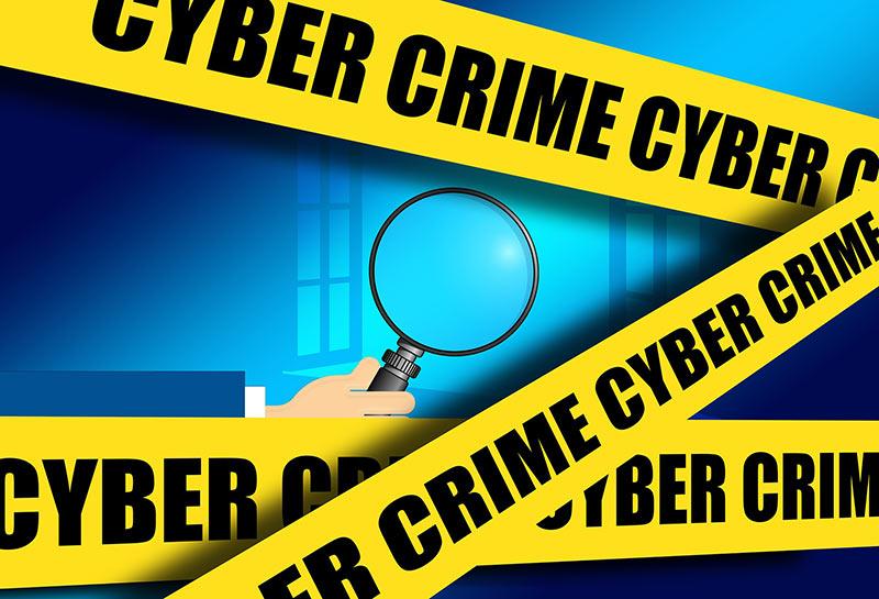 Computer gehackt