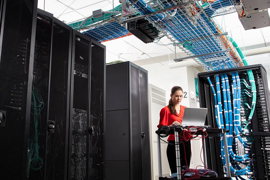 HP Enterprise Netzwerklösungen