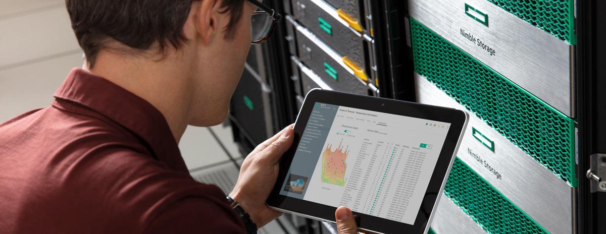 HP Enterprise Speicherlösungen