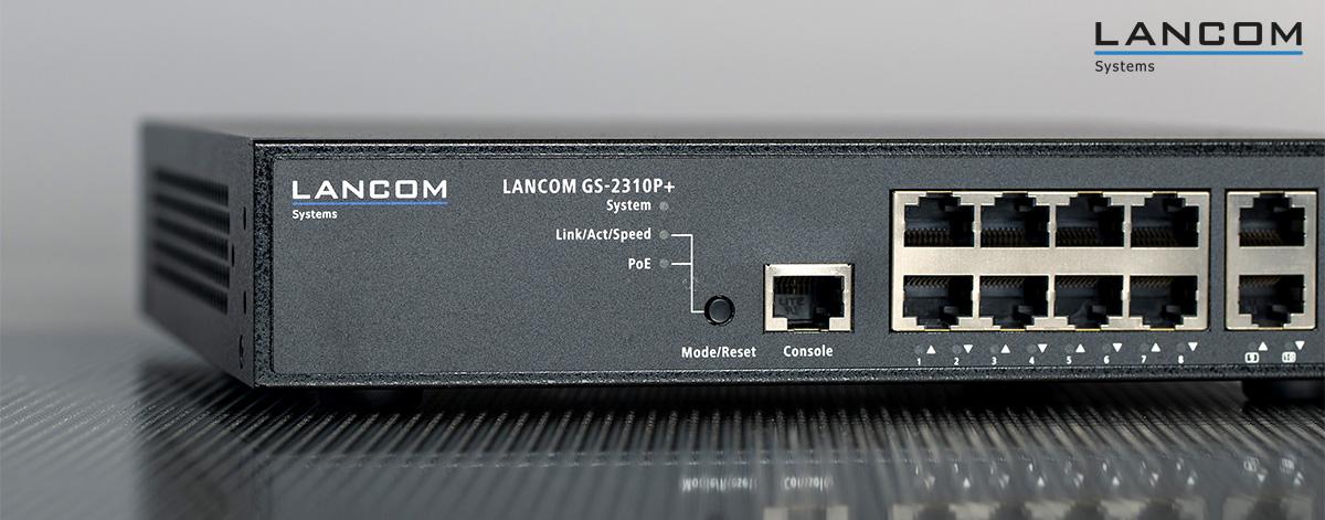 LANCOM Switches für München