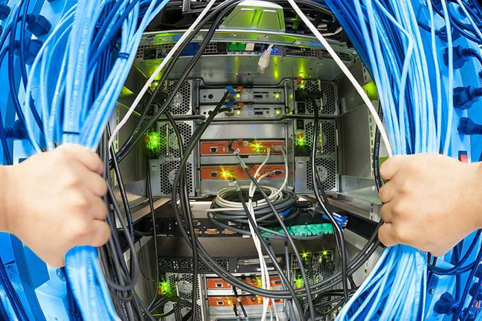 Netzwerk aufräumen
