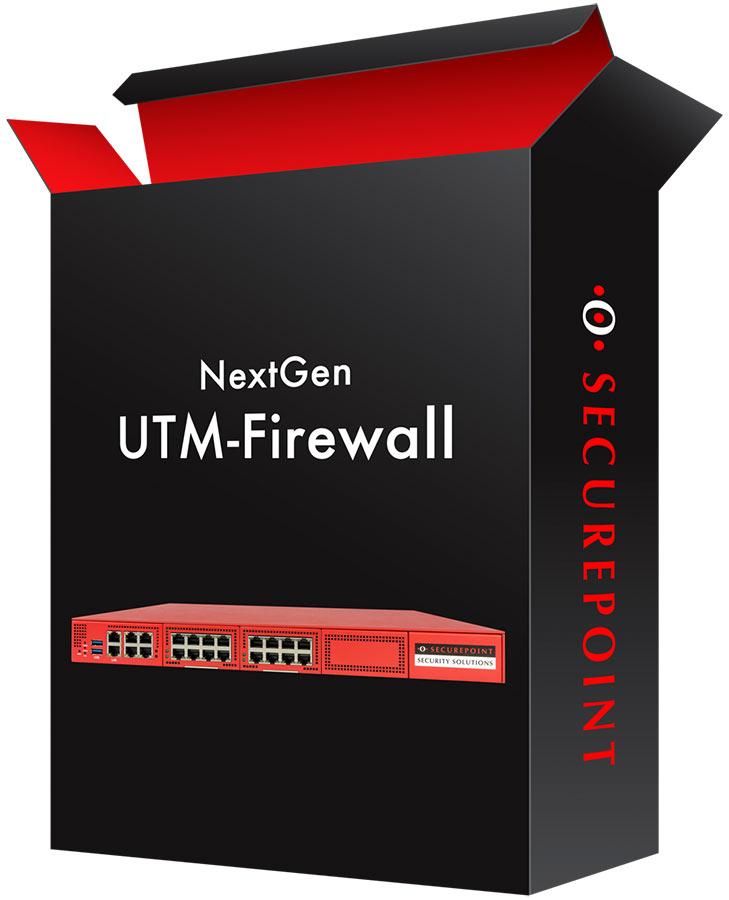 UTM-Firewall Paket